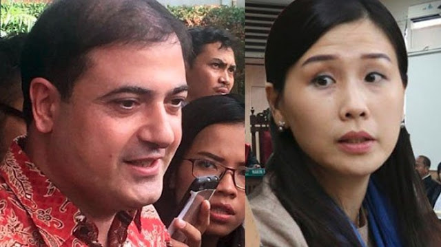 9 Fakta tentang Sam Aliano, Pria yang Ingin Memperistri Veronica Tan dan Menjadikannya Ibu Negara