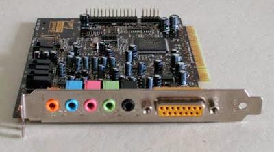 Perangkat Output Sound Card