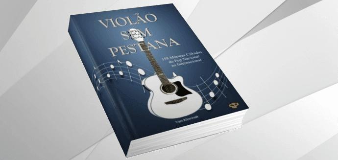 livro: violão sem pestana