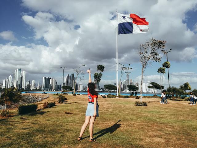 Panama; Panama City; CInta Costera