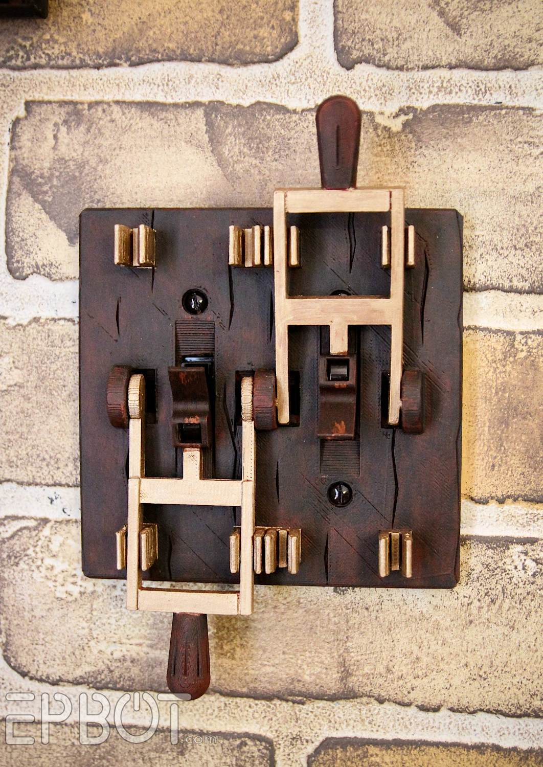 Cool Electrical Outlets Epbot The Top 3 Steampunk Switches For Your Inner Mad