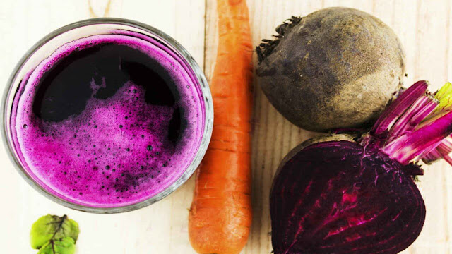 beetroot juice detox