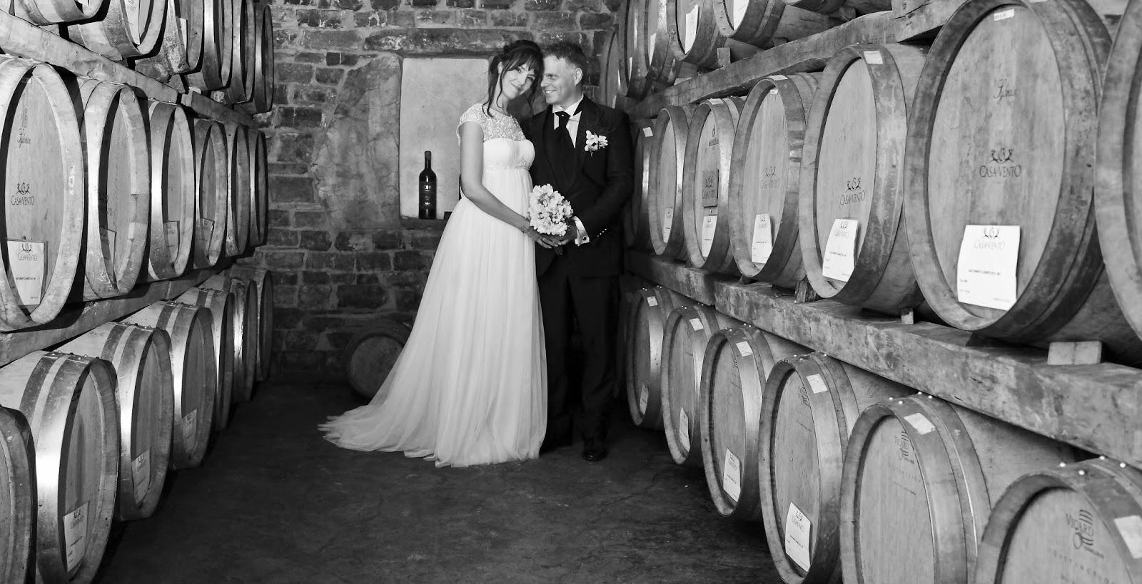 Matrimonio Cantina Toscana : Sposine il della sposa