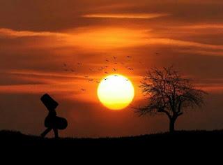 cara-buat-siluet-sunset-dengan-picsay-pro