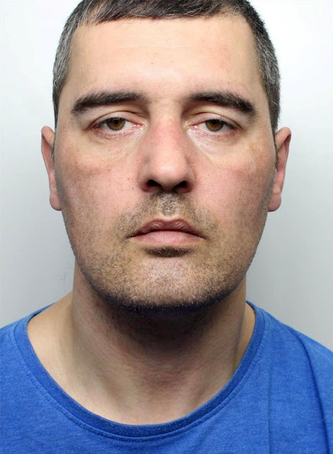 JAILED: Dangerous robber tried to hold up Bradford post office