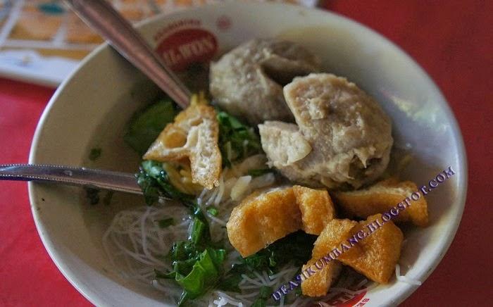 Wisata Kuliner : Bakso Mas Basuki Paling Enak di Kota Bekasi