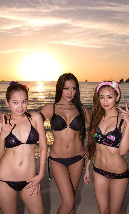jhane santiaguel sexy bikini pics 02