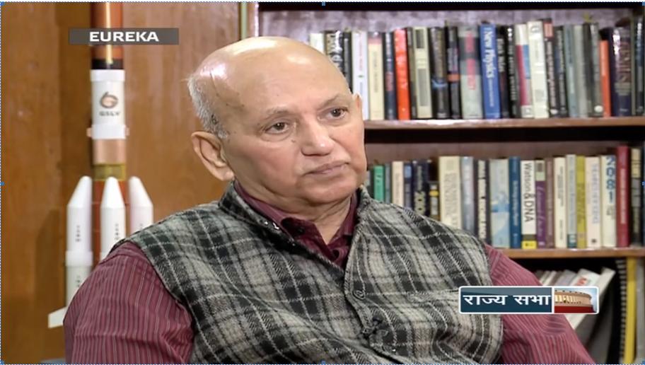 प्रोफेसर यू. आर. राव_Professor Udupi Ramachandra Rao