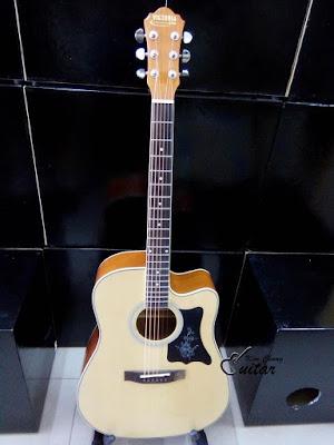 Bán đàn Guitar  acoustic Victoria giá 2 triệu ở tphcm