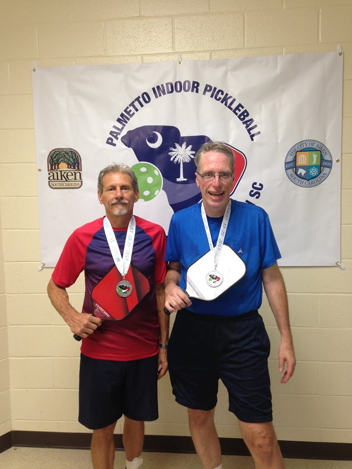 A Pickleball Life: September 2017
