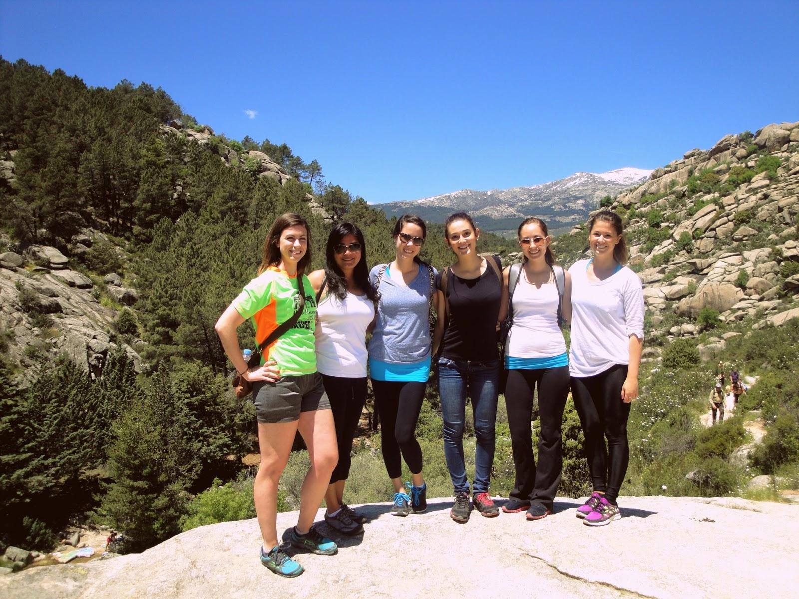 Food, Love,  Life Travel Hiking La Pedriza-6303