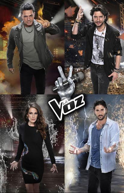 la voz, concurso televisivo