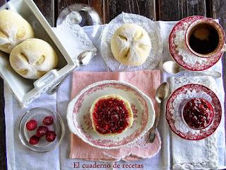 Mermelada de frambuesas (Apta para diabéticos)
