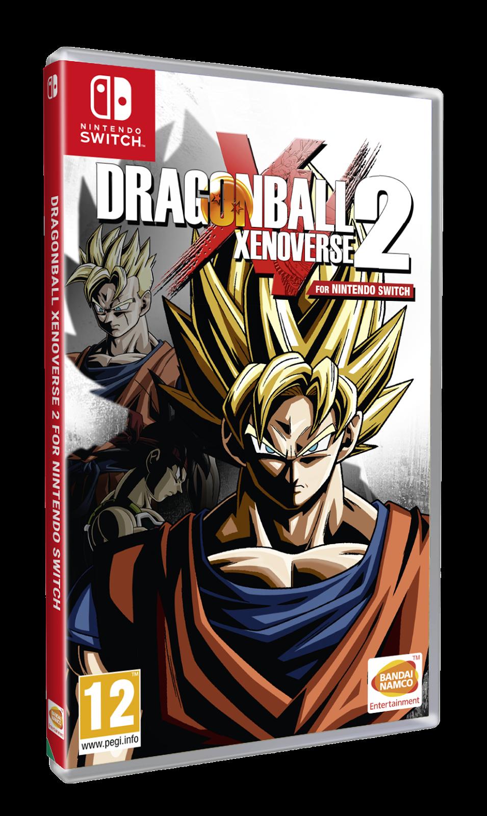 Dragon Ball Xenoverse 2 llegará a Nintendo Switch el próximo 22 de septiembre