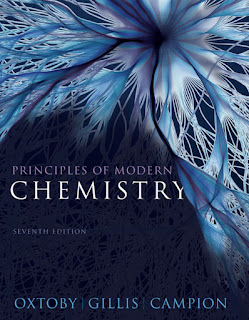 Principles of Modern Chemistry 7th Edition