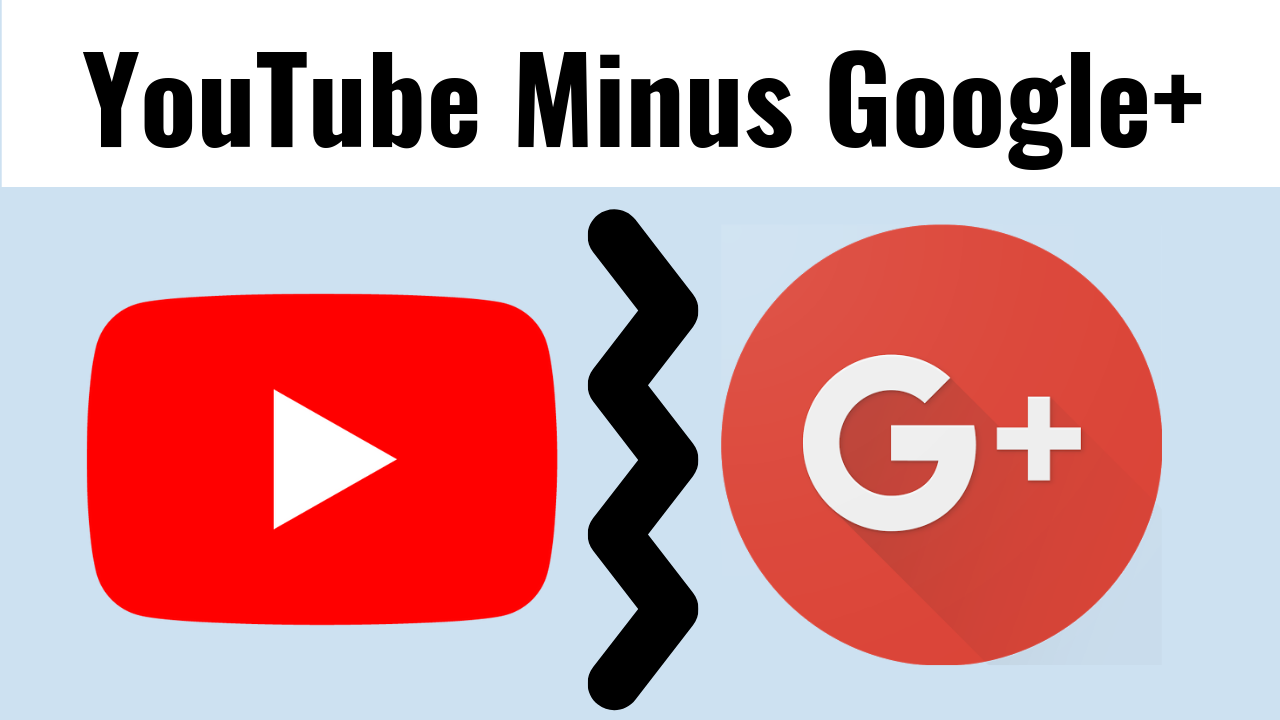 Removing the last Google+ Features from YouTube: Private shares with