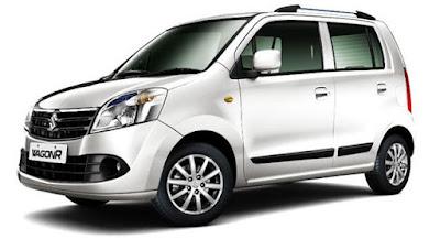 Maruti Suzuki Wagon R White colour image