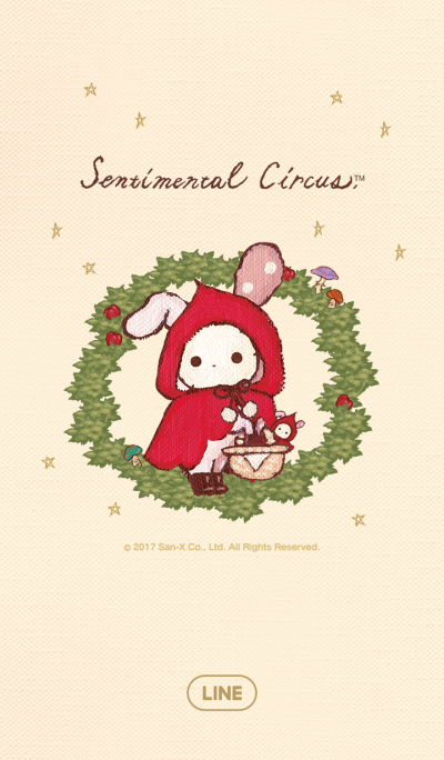 Sentimental Circus.: mori no Akazukin