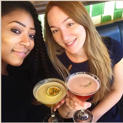 Michelle Louise Love, stratford, london, cocktails