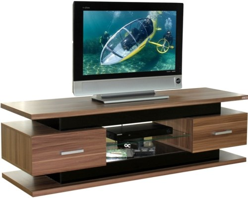 Meja Tv Minimalis Modern bahan kayu