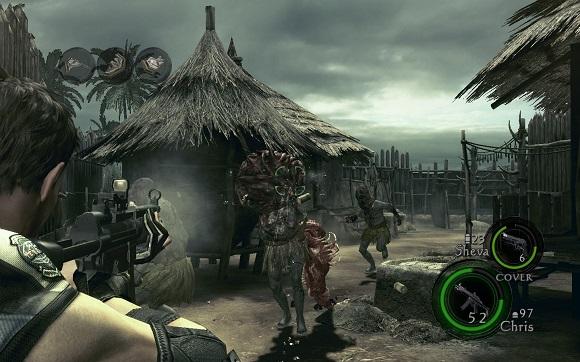 Resident Evil 5 Gold Edition PC Full Version