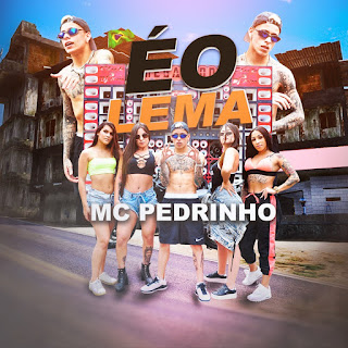Mc Pedrinho - É o Lema (Single) [iTunes Plus AAC M4A]
