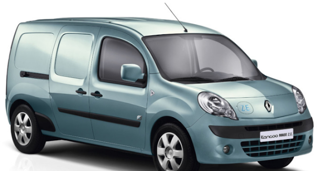 Renault Kangoo ZE will get a straddle lift to about 170 miles
