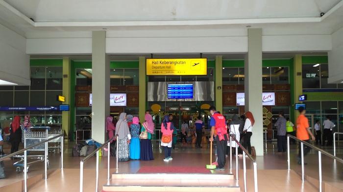 Beginilah Penampakan Suasana Bandara Adi Sumarmo, Solo