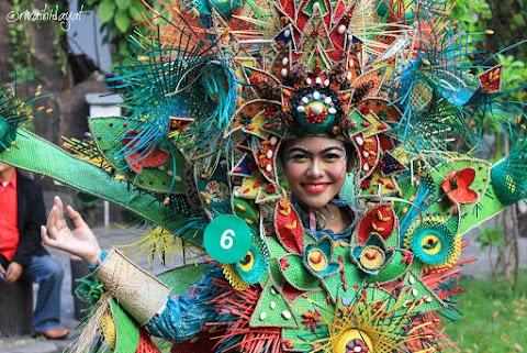 Semarang Night Carnival 2016 : Fantasi Warak Ngendog