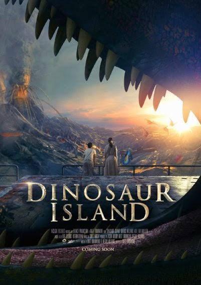 Download Films Dinosaur Island (2014) DVDrip