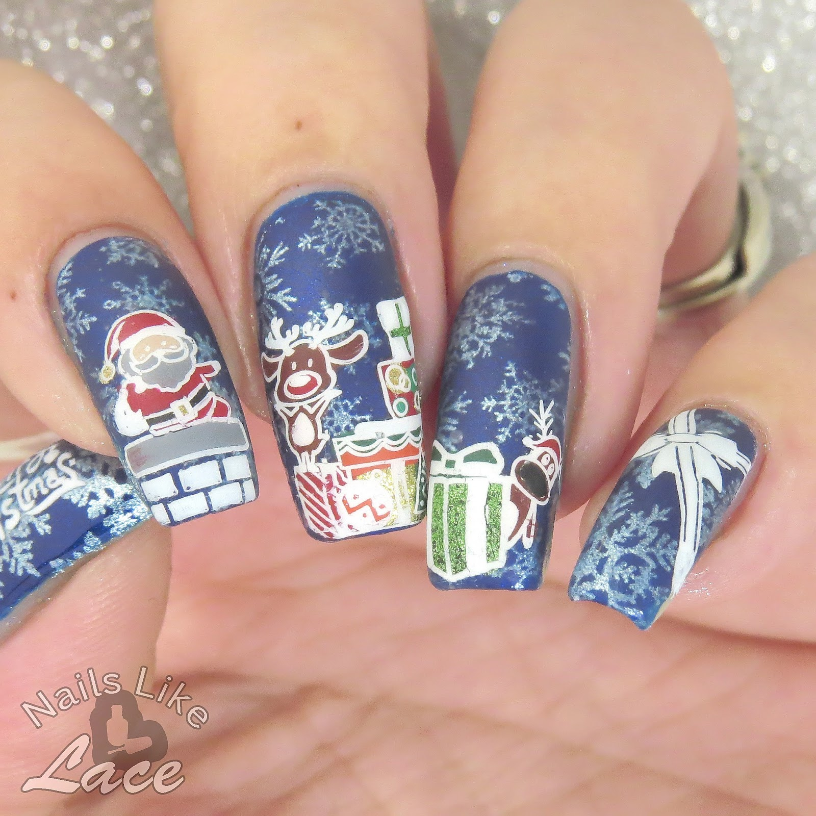 NailsLikeLace: December 2016