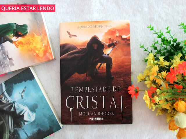Resenha: Tempestade de Cristal