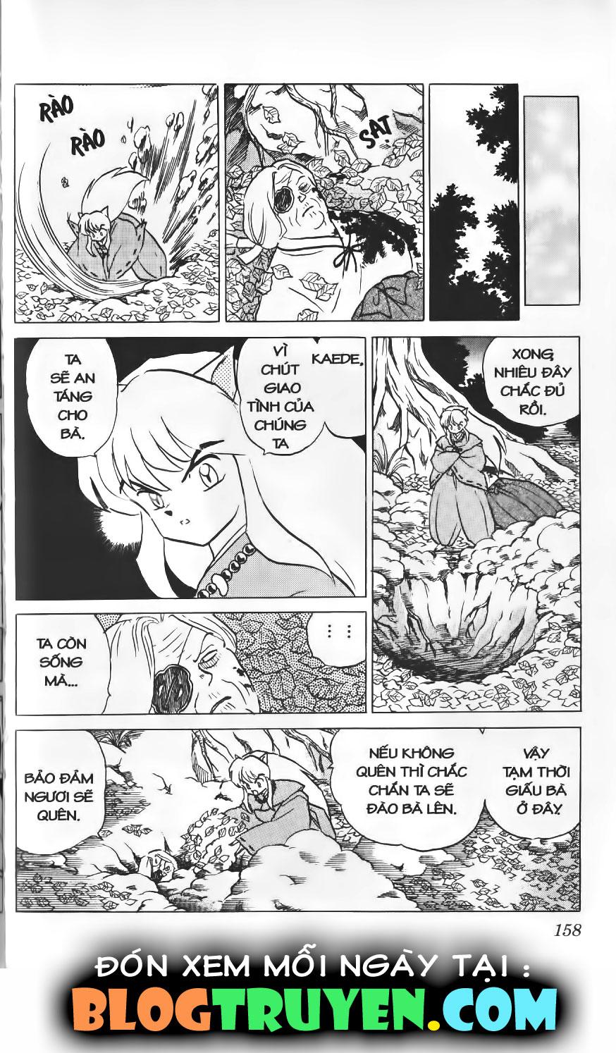 Inuyasha vol 01.7 trang 15