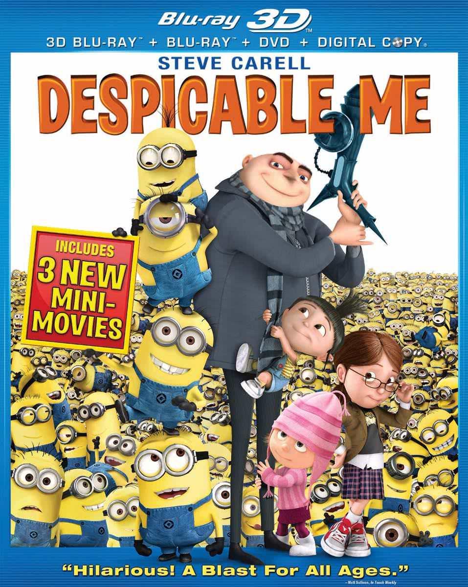Despicable Me 2010 Dual Audio