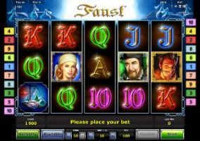 Jucat acum Faust Online