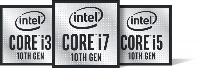 10th Gen Intel Core Mobile Processor