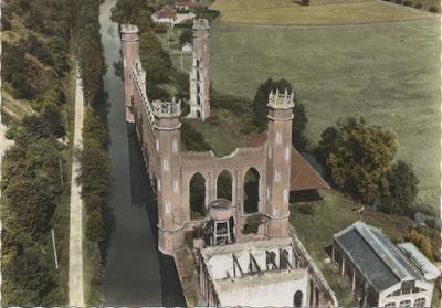 Filature Levavasseur sur l'Andelle - Fontaine-Guérard - La filature telle que nous la connaissons aujourd'hui