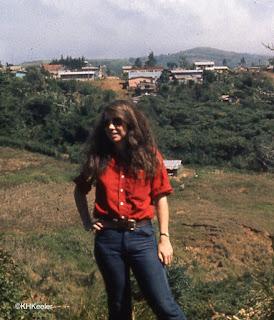 Costa Rica, 1972 Kathy Keeler