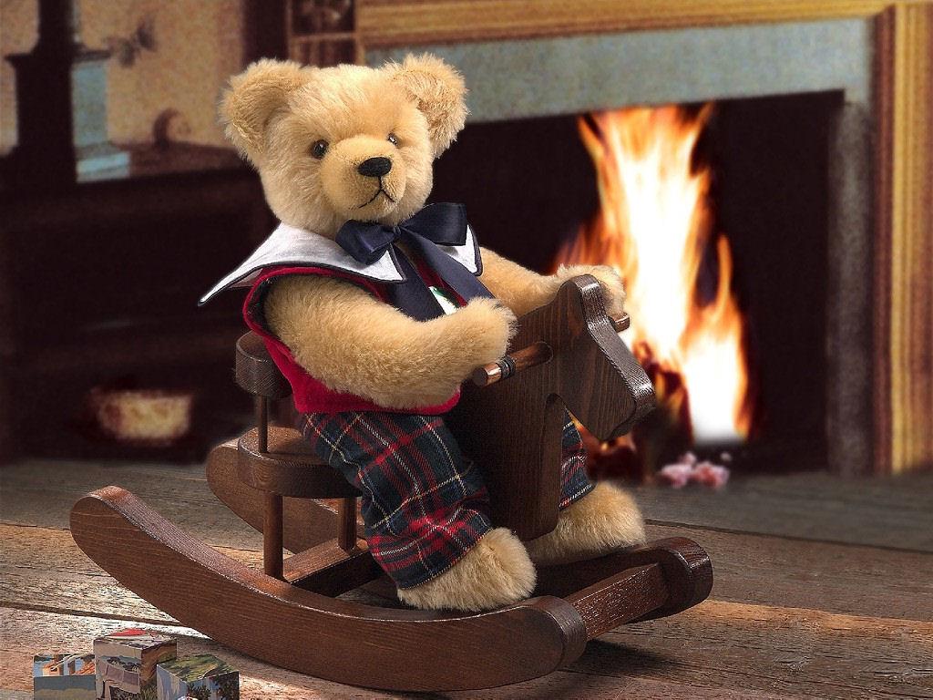 Wallpaper World: Cute Teddy Bear Photo Collection
