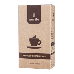 FM Group AR3 Espresso Excellence Natural coffee