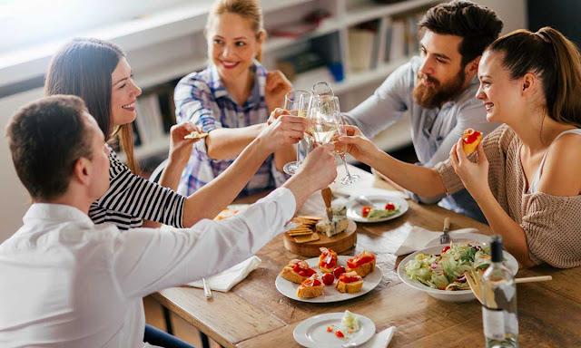 O que Fazer P/ Receber Amigos em Casa