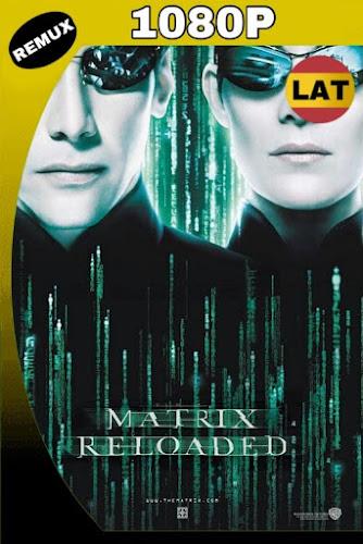 MATRIX RECARGADO (2003) BDREMUX 1080P LATINO MKV