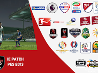 Patch PES 2013 Terbaru dari IE Patch V3