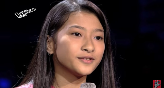 "VIDEO: Sim Teves sings ""Stay With Me,"" turns 3 chairs on 'The Voice Kids'"