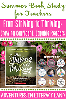 In this post, we introduce From Striving to Thriving: Growing Confident, Capable Readers. We explore what it means to be a reader, what program elements should be included, and how our assessments can guide us toward our students strengths and reading behaviors.