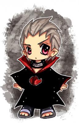 Chibi Character Akatsuki
