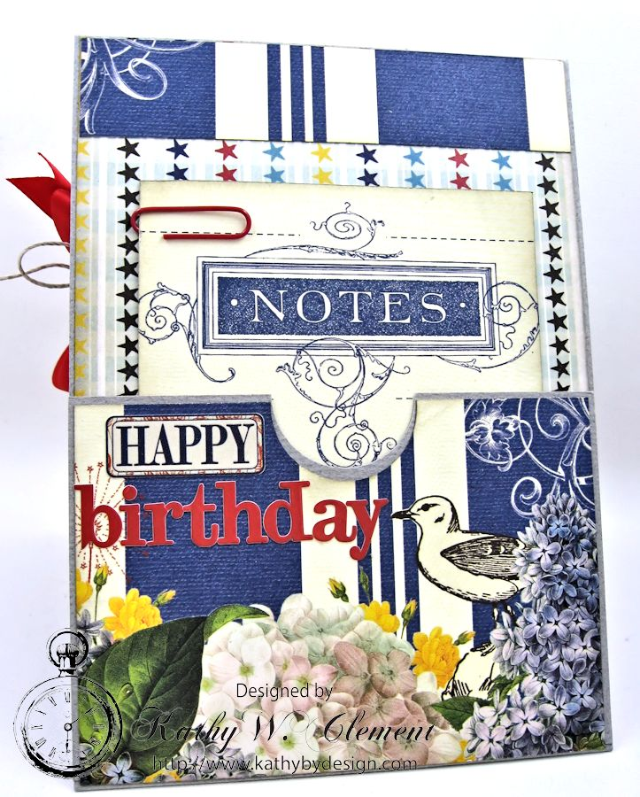 Lighthouse Birthday Card 06