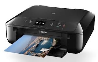 Canon Pixma MG5760 Printer Driver Download