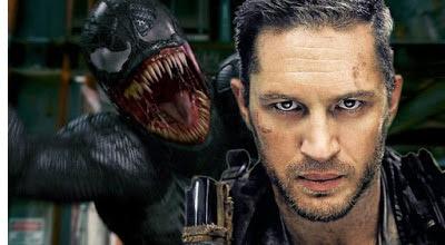 توم هاردي فينوم شخصية جديدة من مارفل Venom
