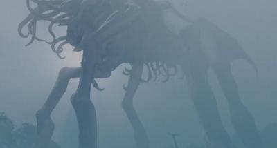 Resultado de imagem para o nevoeiro cena
